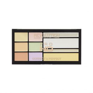 Makeup Revolution Online Only HD Correct & Perfect Palette-0