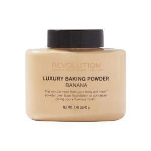 Makeup Revolution Luxury Banana Baking Powder-0