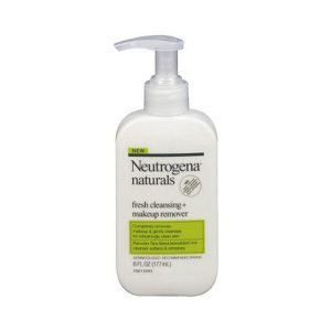 Neutrogena Naturals Fresh Cleansing + Makeup Remover-0