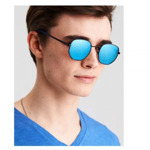 New Shape Aviator Sunglasses-0