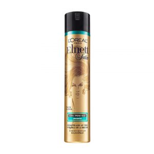 L'Oréal Elnett Satin Extra Strong Hold Unscented Hairspray-0