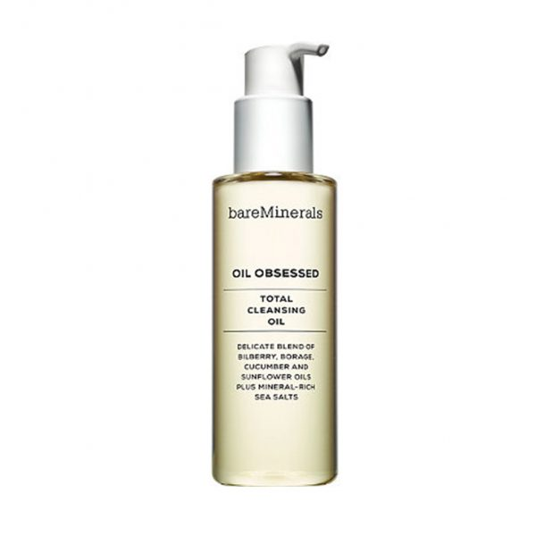 BareMinerals Oil Obsessed Total Cleansing Oil-0