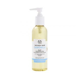 Online Only Camomile Silky Cleansing Oil-0