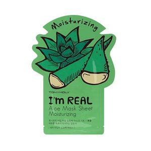 I'm Real Aloe Mask Sheet-0