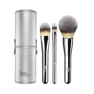 Complexion Perfection Essentials 3 Pc Deluxe Brush Set-0