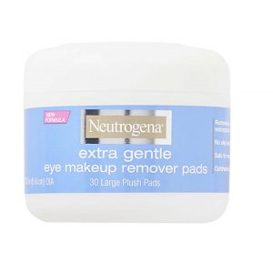 Extra Gentle Eye Makeup Remover Pads-0