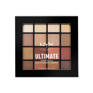 NYX Professional Makeup Warm Neutrals Ultimate Shadow Palette-0