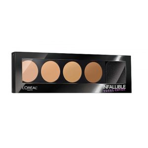 Infallible Total Cover Concealing and Contour Kit-0