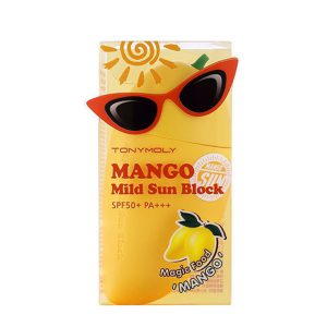 Mango Mild Sunblock SPF 50 Magic Food-0