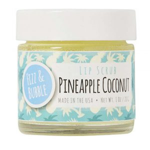 Pineapple Coconut Lip Scrub-0