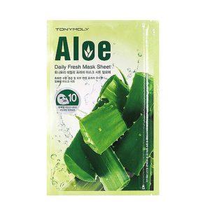 Daily Fresh Aloe Mask Sheet-0