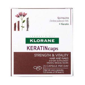 KERATINcaps Hair and Nails Dietary Supplements-0