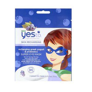 Superblueberries Recharging Greek Yogurt & Probiotic Super Eye Mask-0
