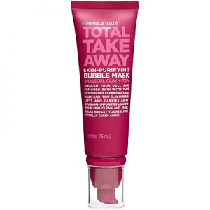 Total Take Away Skin-Purifying Clay + Tea Bubble Mask-0
