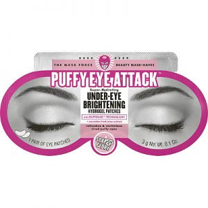 Puffy Eye Attack Super-Hydrating Under-Eye Brightening Hydrogel Patches-0