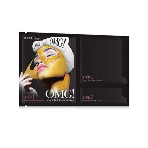 Online Only OMG! 3 in 1 Kit Peel Off Mask-0
