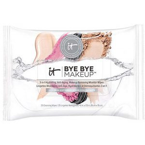 Bye Bye Makeup 3-in-1 Hydrating, Anti-Aging, Makeup Removing Micellar Wipes-0
