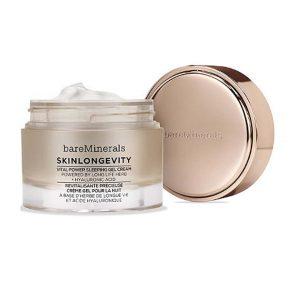Skinlongevity Vital Power Sleeping Gel Cream-0