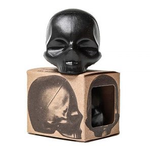 Skull Lip Balm Mint Black-0