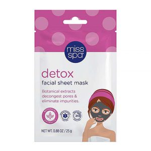 Online Only Detox Facial Sheet Mask-0