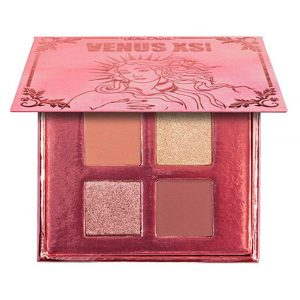 Online Only Venus XS: Rose Gold Pressed Powder Palette-0