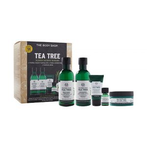 The Body Shop Online Only Tea Tree Anti-Blemish Deluxe Kit-0