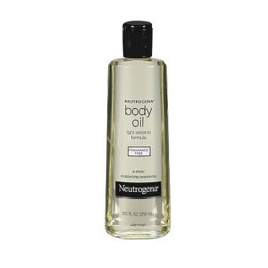 Body Oil Light Sesame Formula Fragrance Free-0