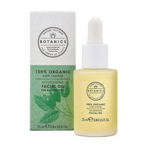 Botanics 100% Organic Nourishing Facial Oil-0