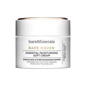 BareMinerals Bare Haven Essential Moisturizing Soft Cream-0