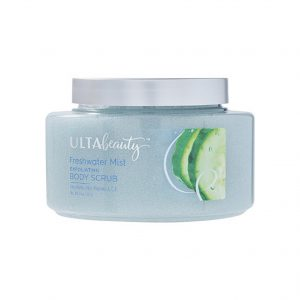 ULTA Freshwater Mist Exfoliating Body Scrub-0