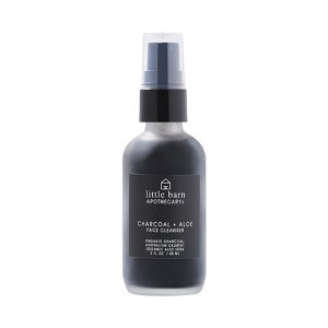 Little Barn Apothecary Charcoal + Aloe Face Cleanser-0