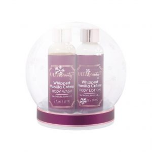 ULTA Online Only Snow Globe Bath Gift Set Whipped Vanilla Crème-0