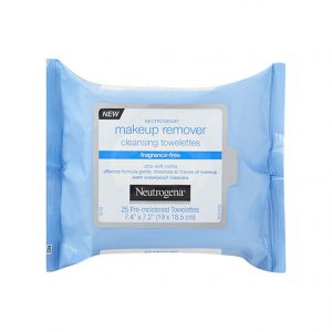 Neutrogena Fragrance Free Makeup Remover Cleansing Towelettes 25ct-0