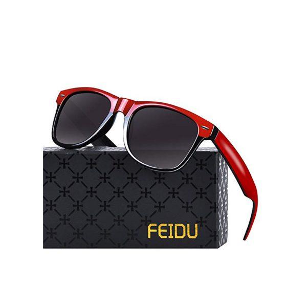 Polarized Sunglasses for Men Retro - FEIDU Polarized Retro Sunglasses for Men FD2149 -0