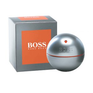 Boss In Motion For Men By Hugo Boss Eau De Toilette Spray-0
