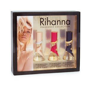 Rihanna 3PC Fragrance Collection For Women By Rihanna Coffret Set -0