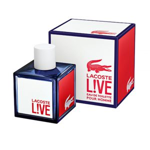 Lacoste L!VE For Men By Lacoste Eau De Toilette Spray -0
