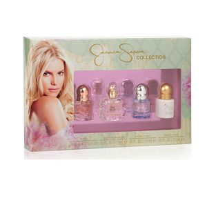 Fancy For Women By Jessica Simpson 4PC Coffret Set-0