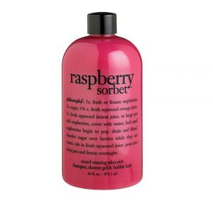 Raspberry Sorbet Shampoo, Shower Gel & Bubble Bath-0