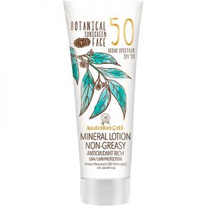 Botanical SPF 50 Tinted Face Lotion-0