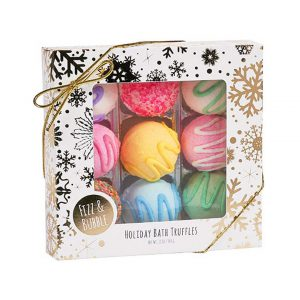 Holiday Assorted Bath Truffles-0