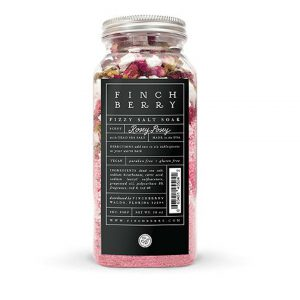 Rosey Posey Fizzy Salt Soak-0