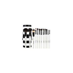 Morphe BLACK AND WHITE 12-PIECE TRAVEL SET-0