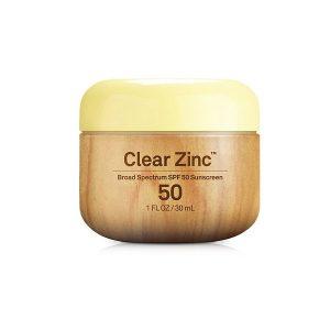 Sun Bum Clear Zinc SPF 50-0