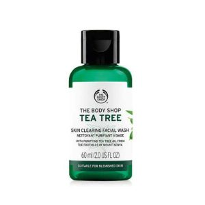 TT-The Body Shop Tea Tree Skin Clearing Facial Wash-0