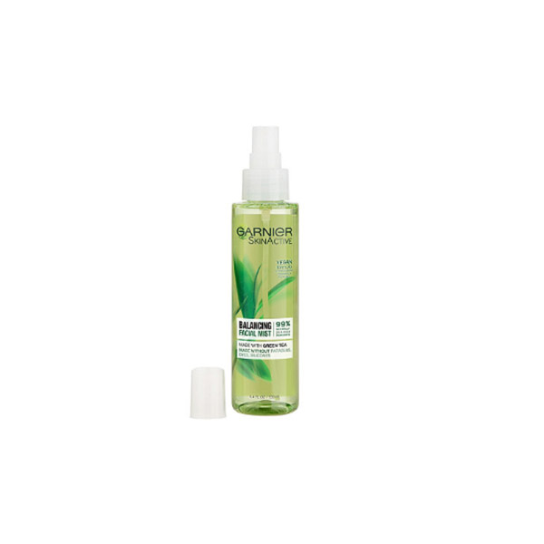 Garnier Online Only SkinActive Balancing Facial Mist with Green Tea-0