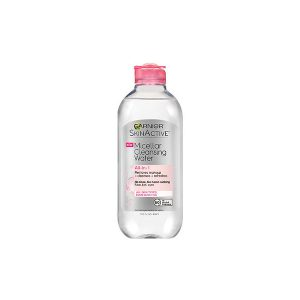 Garnier SkinActive Micellar Cleansing Water All-in-1 Cleanser & Makeup Remover 400ml-0