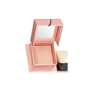 Benefit Cosmetics Dandelion Twinkle Nude-Pink Powder Highlighter & Luminizer Mini-0