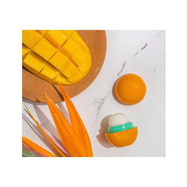 eos organic tropical mango lip balm-0