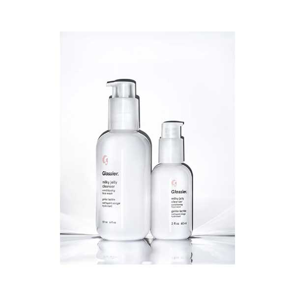 Milky Jelly Cleanser Conditioning Face Wash